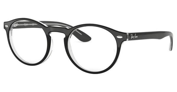Ray-Ban   RX5283 2034 TOP BLACK ON TRANSPARENT