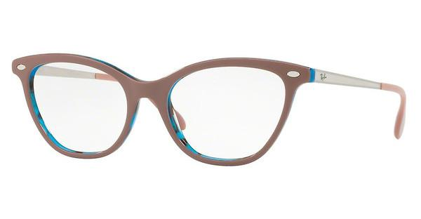 Ray-Ban   RX5360 5715 TOP LIGHT BROWN ON HAVANA BLUE