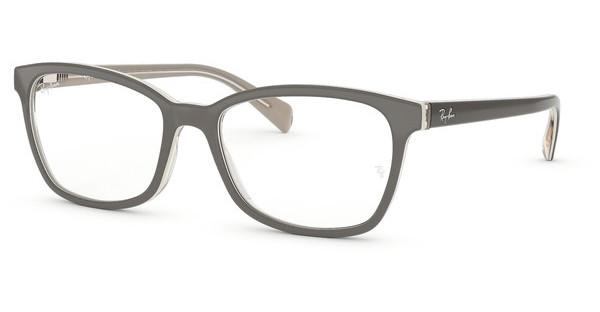 Ray-Ban   RX5362 5778 TOP GREY/ICE/TRANSP BEIGE