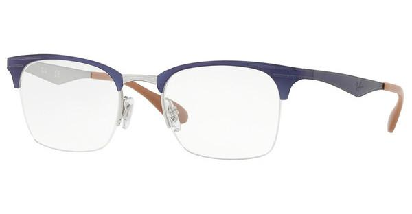 Ray-Ban   RX6360 2918 SILVER/TOP VIOLET