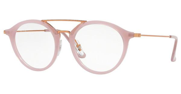 Ray-Ban   RX7097 5726 TRASPARENT BEIGE