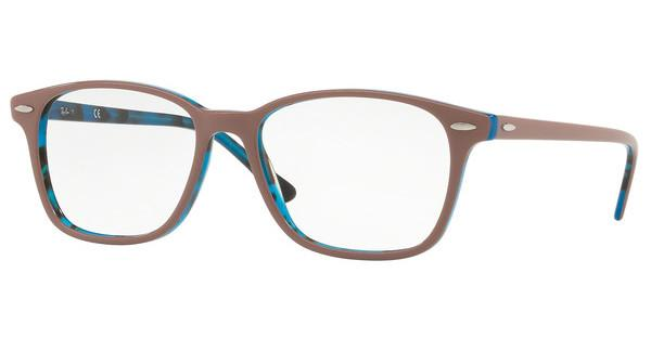 Ray-Ban   RX7119 5715 TOP LIGHT BROWN ON HAVANA BLUE