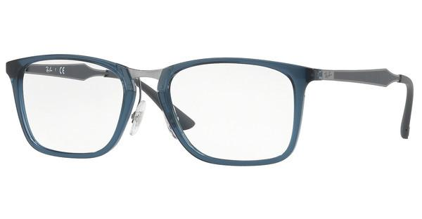 Ray-Ban   RX7131 5719 TRASPARENT GREY/BLUE