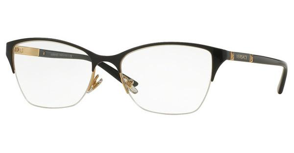Versace   VE1218 1342 BLACK/GOLD