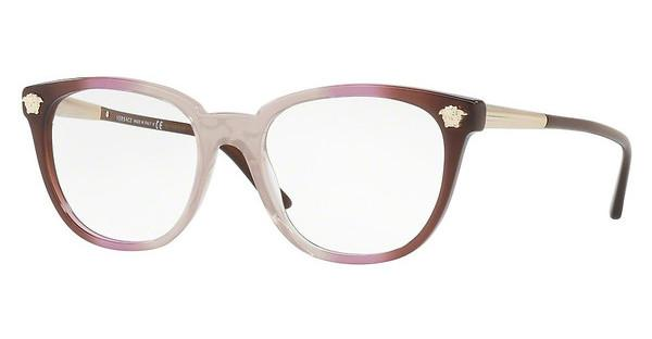 Versace   VE3242 5229 VIOLET TRANSP GRAD BROWN