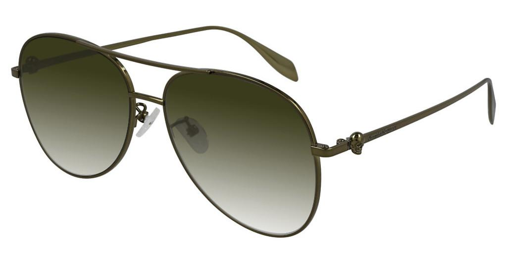 Alexander McQueen   AM0274S 004 GREENGREEN