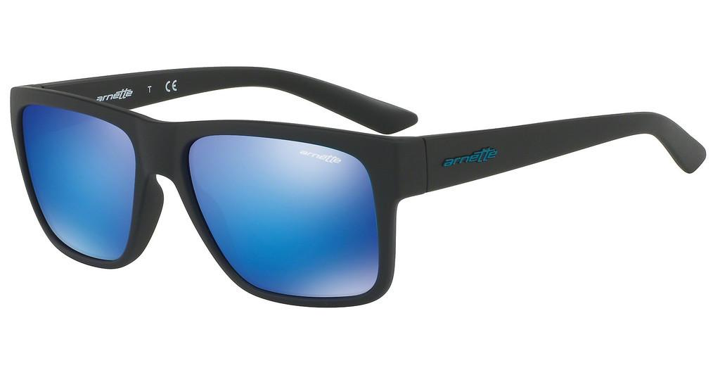 Arnette   AN4226 01/25 GREEN MIRROR LIGHT BLUEMATTE BLACK