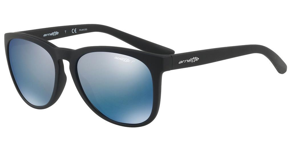Arnette   AN4227 01/22 POLAR DARK GREY MIRROR WATERMATTE BLACK