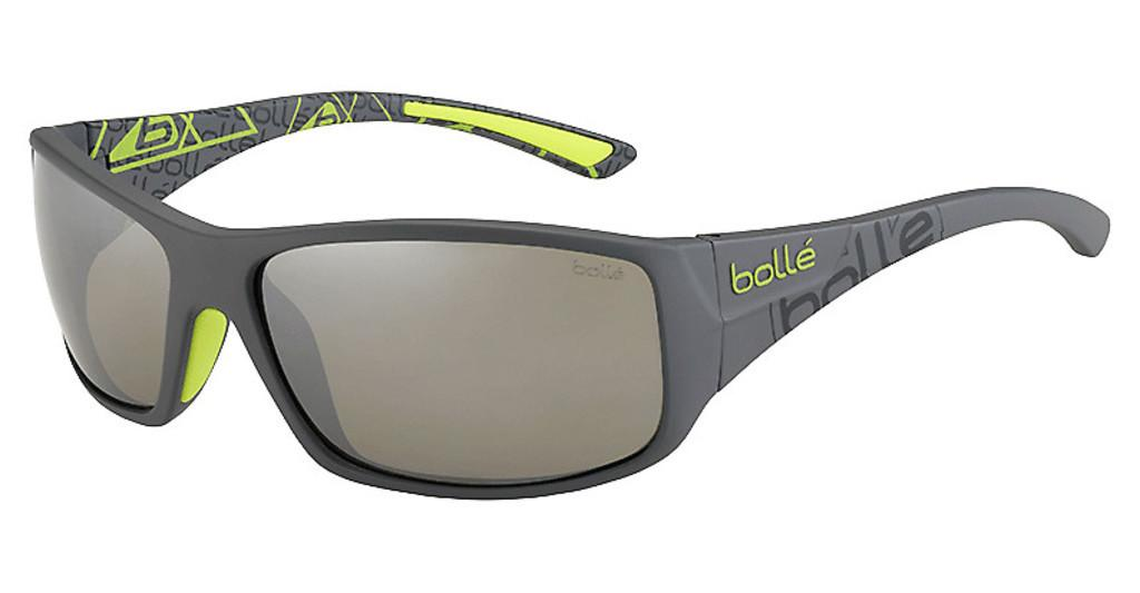 Bolle   Kingsnake 12121 TNS GunMatte Smoke/green