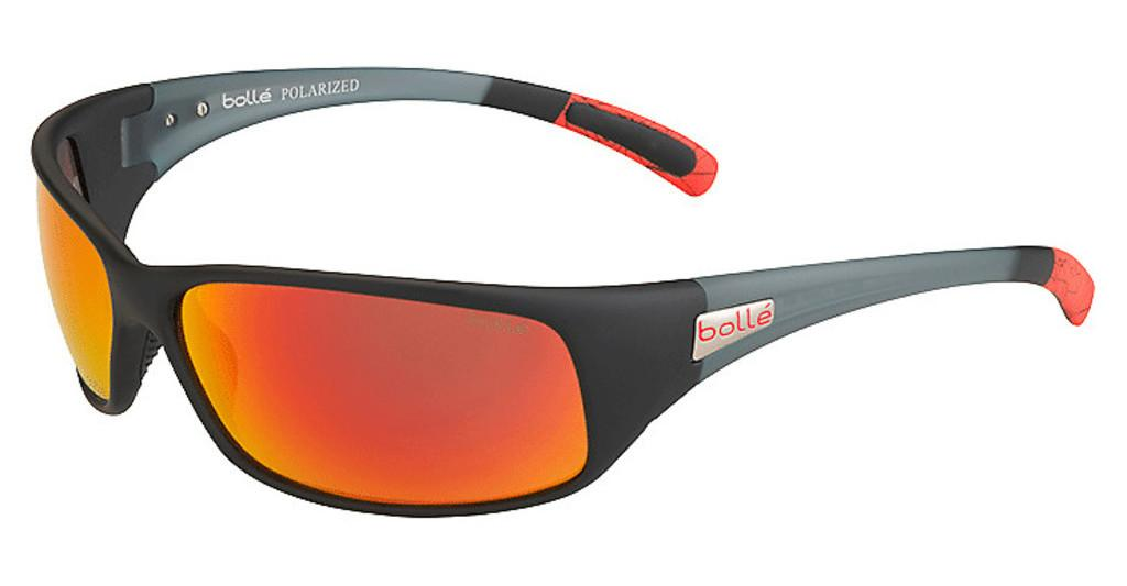 Bolle   Recoil 12438 Polarized Fire Oleo AFBlack/Red