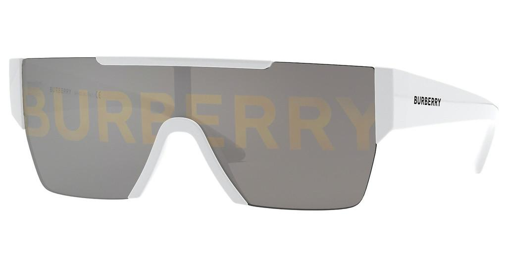 Burberry   BE4291 3007/H GREY TAM BURBERRY SILVER/GOLD2WHITE