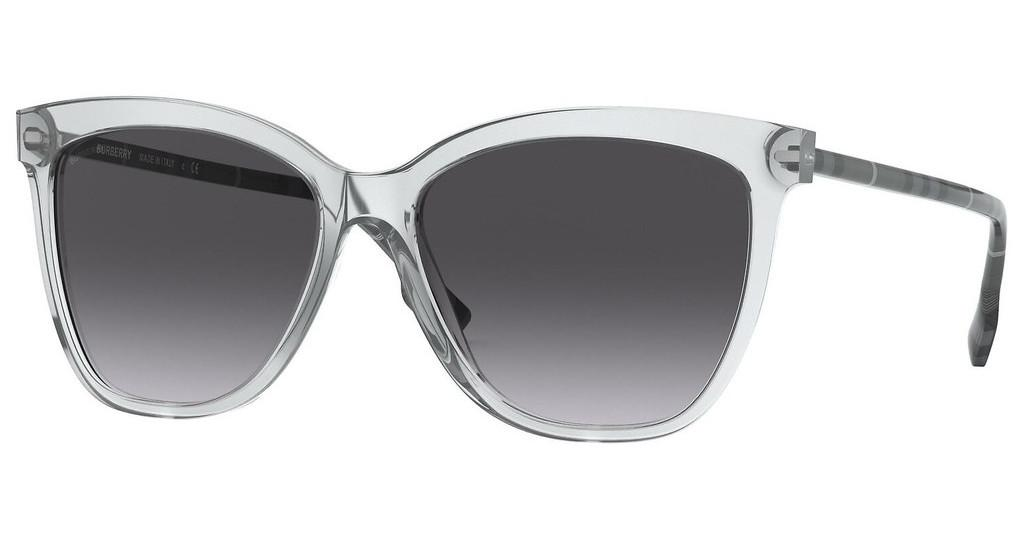 Burberry   BE4308 38558G GREY GRADIENTTRANSPARENT GREY