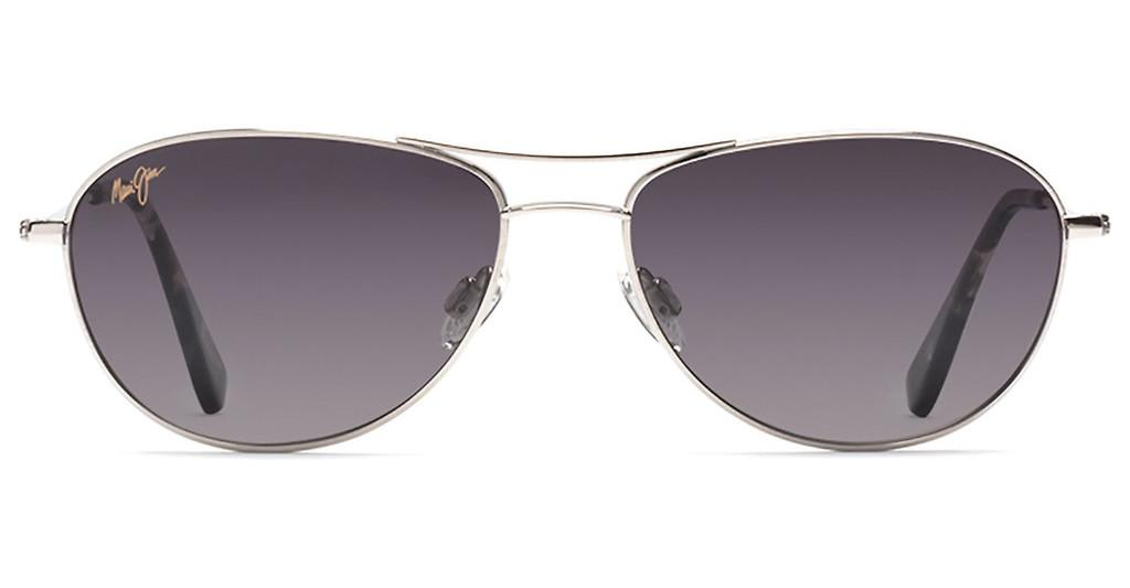 Maui Jim   Baby Beach GS245-17 Neutral GreySilver