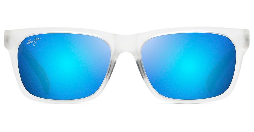 Maui Jim   Boardwalk B539-05CM Blue HawaiiMatte Crystal