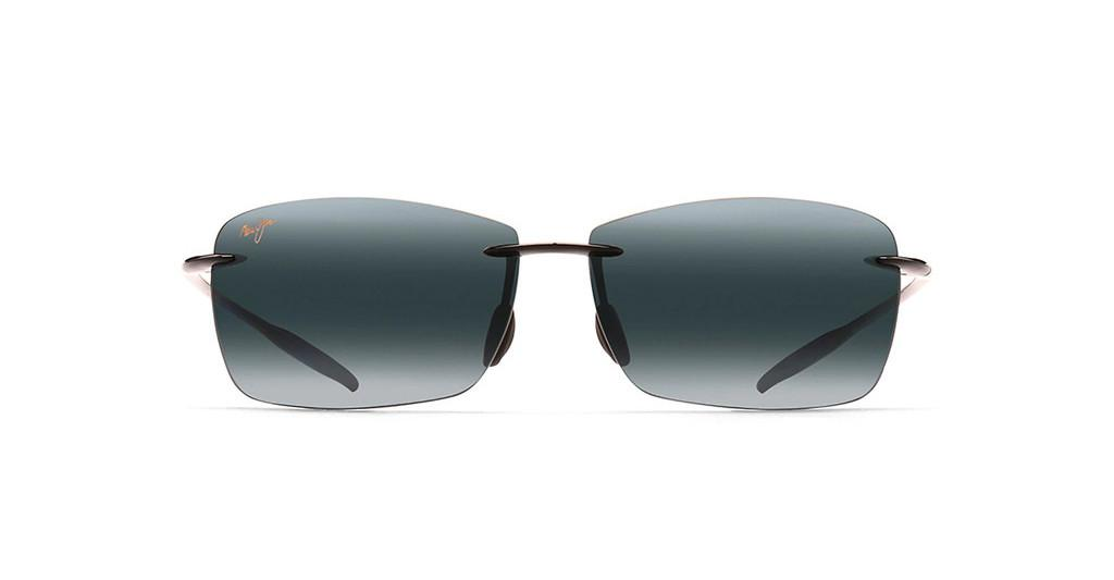 Maui Jim   Lighthouse Readers 423-0220 Neutral Grey Sphere 2.0Gloss Black