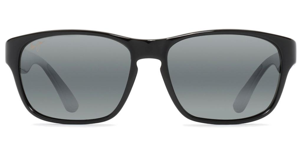 Maui Jim   Mixed Plate 721-02 Neutral GreyGloss Black