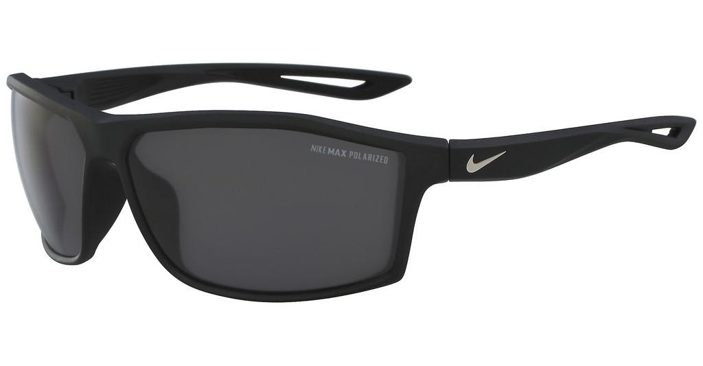 Nike   NIKE INTERSECT P EV1009 001 MT BLACK W/GREY POL LENS