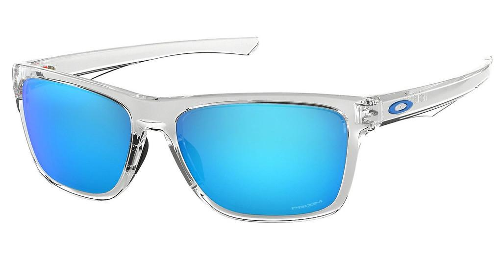 Oakley   OO9334 933413 PRIZM SAPPHIREPOLISHED CLEAR