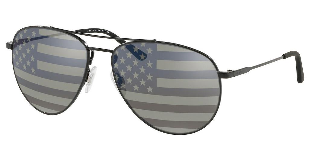 Polo   PH3111 9267V4 GREY TAM AMERICAN FLAG SIL/BLUBLACK SEMISHINY