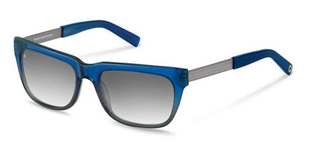 Rocco by Rodenstock   RR318 B sun protect - smokx grey gradient - 68%blue gradient