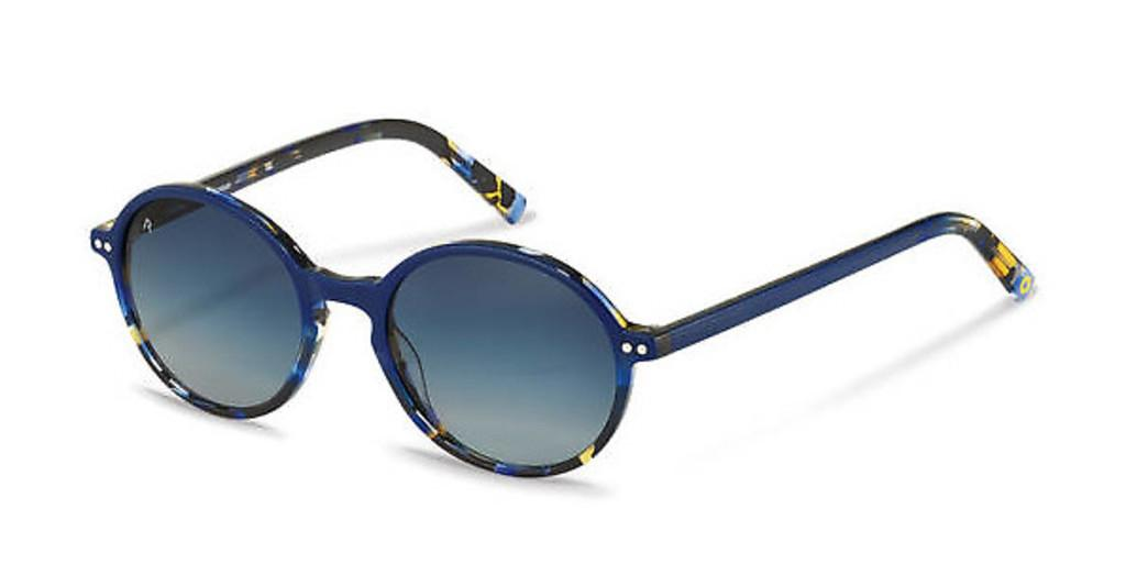 Rocco by Rodenstock   RR334 E blue havana