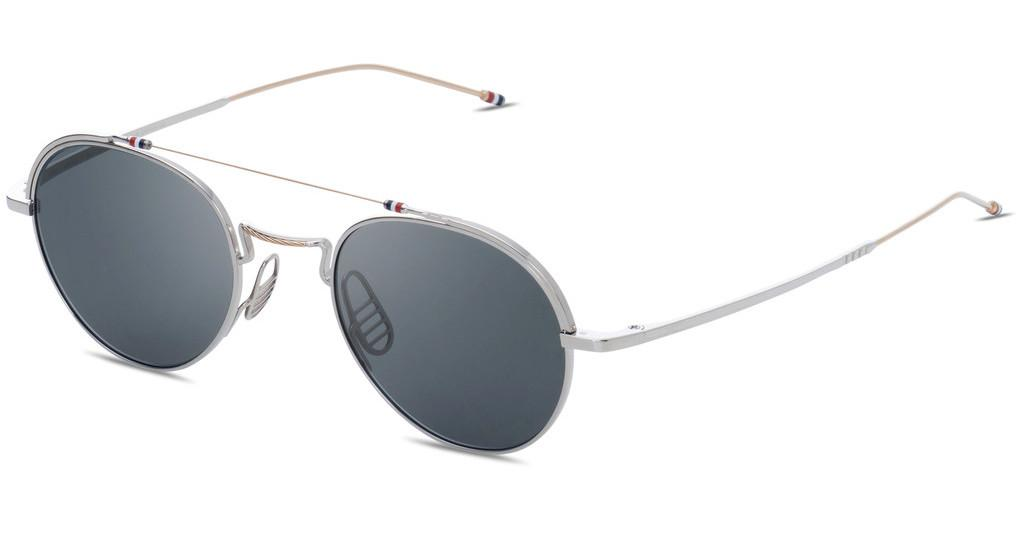 Thom Browne   TBS912 02 Dark Grey - ARSilver - White Gold