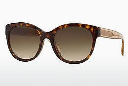 Solbriller Burberry BE4187 350613 - Brun, Havanna