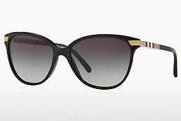 Solbriller Burberry BE4216 30018G - Sort