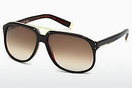 Solbriller Dsquared DQ0005 05F - Sort