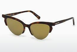 Solbriller Dsquared DQ0298 53G - Havanna, Yellow, Blond, Brown