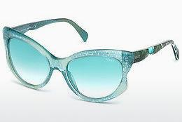 Solbriller Emilio Pucci EP0049 89W - Blå, Turquoise
