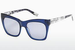 Solbriller Guess by Marciano GM0759 84X - Blå, Azure, Shiny