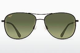 Solbriller Maui Jim Cliff House HTS247-02 - Sort