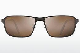 Solbriller Maui Jim Glass Beach H748-01M - Brun