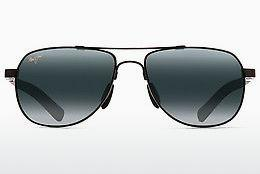 Solbriller Maui Jim Guardrails 327-02 - Sort
