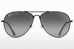 Solbriller Maui Jim Mavericks GS264-02 - Sort