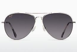 Solbriller Maui Jim Mavericks GS264-17 - Sølv