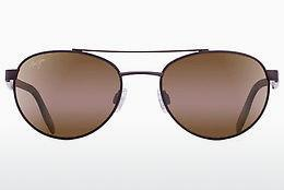 Solbriller Maui Jim Upcountry H727-01M - Brun