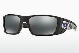 Solbriller Oakley FUEL CELL (OO9096 9096A6) - Grå, Sort