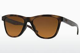 Solbriller Oakley MOONLIGHTER (OO9320 932004) - Brun, Havanna