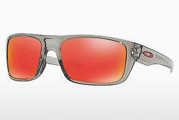 Solbriller Oakley DROP POINT (OO9367 936703) - Grå