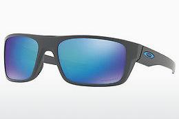 Solbriller Oakley DROP POINT (OO9367 936706) - Grå