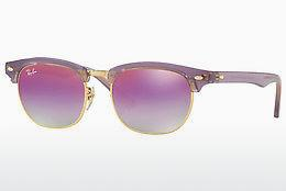 Solbriller Ray-Ban Junior Junior Clubmaster (RJ9050S 7036A9)