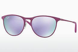 Solbriller Ray-Ban Junior Junior Erika Metal (RJ9538S 254/4V) - Purpur
