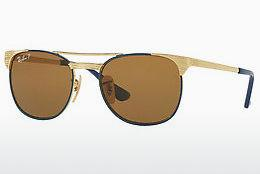Solbriller Ray-Ban Junior RJ9540S 260/83 - Guld