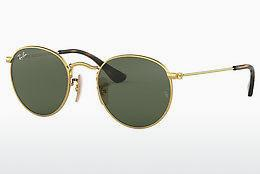 Solbriller Ray-Ban Junior RJ9547S 223/71 - Guld