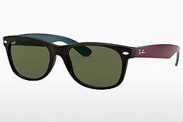 Solbriller Ray-Ban NEW WAYFARER (RB2132 6182) - Sort