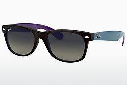 Solbriller Ray-Ban NEW WAYFARER (RB2132 618371) - Sort