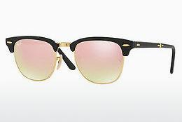 Solbriller Ray-Ban CLUBMASTER FOLDING (RB2176 901S7O) - Sort