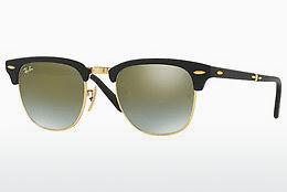 Solbriller Ray-Ban CLUBMASTER FOLDING (RB2176 901S9J) - Sort